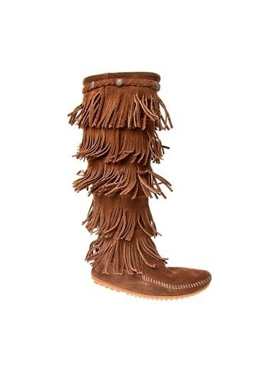 Mınnetonka Çizme Kahve